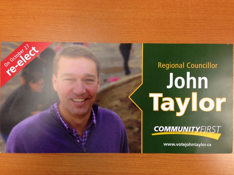 Taylor ReElection Brochure Shows He Is Light On Accomplishments And